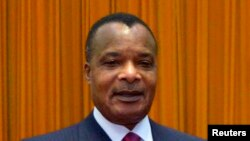 Shugaban Kasar Congo, Denis Sassou Nguesso