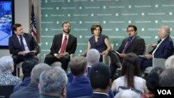 نشست موسسه هادسن روز چهارشنبه در واشنگتن برگزار شد.
