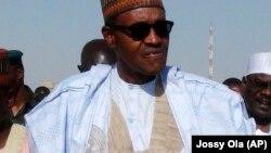 Shugaban Najeriya Muhammad Buhari wanda yake da hakin zaban ministocinsa