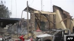 Від чергового вибуху біля церкви у Нігерії загинуло 3 людей