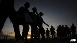 Trong thời gian xảy ra cuộc đình công của cảnh sát làn sóng tội phạm đã cướp đi sinh mạng của hơn 130 người trong khu vực Salvador