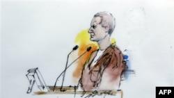 Джаред Лофнер в суде