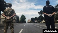 Sərtləşdirilmiş karantin rejimi
