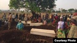 Impunzi z'Abarundi Zishwe Ziriko Zihambanwa Iteka mu Buseruko bwa Kongo