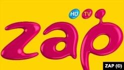 Logotipo ZAP, empresa de Isabel dos Santos