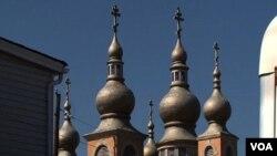 ST Nicholas Orthodox Church in Pensilvania
