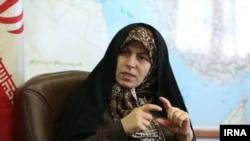 زهرا احمدی پور رئیس جدید سازمان میراث فرهنگی و گردشگری ایران