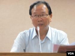 台灣在野黨國民黨立委林德福。