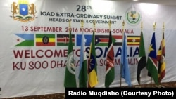 IGAD Mogadishu