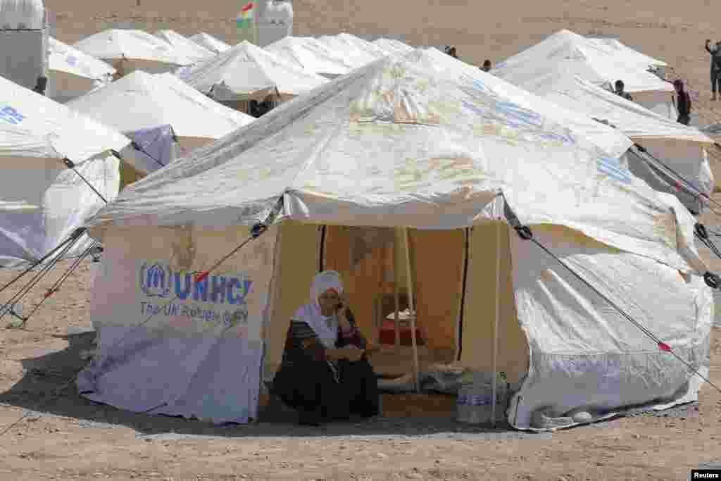 گزشتہ تین روز میں 30 ہزار سے زائد شامی پناہ گزین عراق کے علاقے کردستان پہنچ گئے ہیں۔
