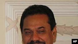 راجا پاکسے نے دوسری مدت کے لیے عہدہ صدارت کا حلف اٹھا لیا