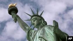 纽约自由女神像(资料照)