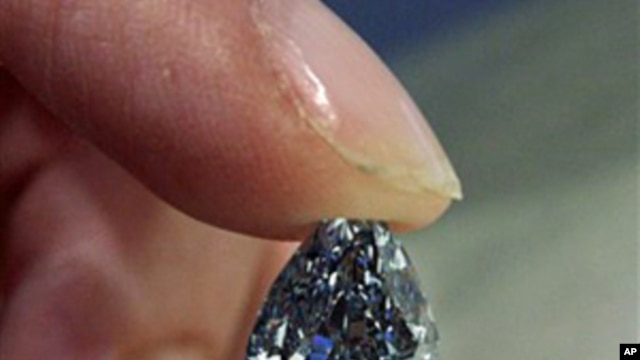 Liberia Losing Revenue from Diamonds Sold In Sierra Leone
