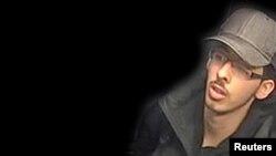 ឈ្មោះ Salman Abedi អ្នកនៅពីក្រោយការការបំផ្ទុះគ្រាប់បែកអត្តឃាតក្នុងរូបថតដែលថតចេញពីកាមេរ៉ាសុវត្ថិភាពនៅថ្ងៃដែលហេតុការណ៍បានកើតឡើង។
