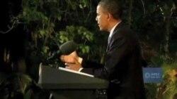 اوباما: چين مسولانه رفتار کند