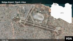 Matiga airport, Tripoli