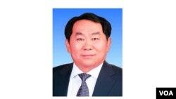 原四川省副省長、周永康舊部郭永祥