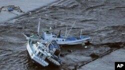 جاپان میں 8.9 شدت کے زلزلے کے بعد سونامی، سینکڑوں ہلاک