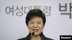 Presiden Korea Selatan Park Geun-hye