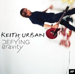 Keith Urban's 'Defying Gravity' CD