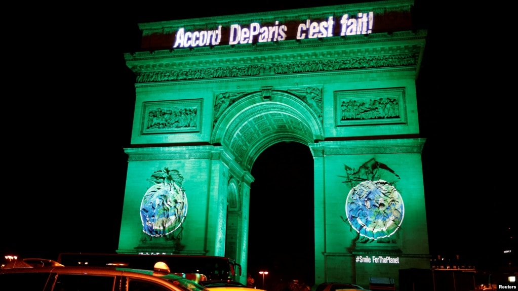 A Guide to Global Warming Paris Pact and the US Role – Words of Agreement