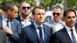 Emanuel Macron kera Folow ye Franci Kaw Ka Djamantigui Gnini Kalafiliw Tako Folow La