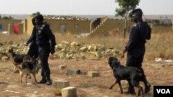 Polícia angolana (foto de arquivo)