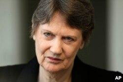 New Zealand ဝန္ႀကီးခ်ဳပ္ေဟာင္း Helen Clark