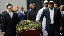 Jana'izar Muhammad Ali