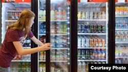Swapping out water for one sugary drink per day can improve health according to a new study. (VA Tech)