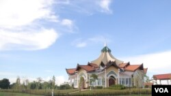 In Photos: First Baha'i Temple in Cambodia Hopes to Bring Peace and Unity