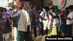 Tendayi Nyamunduri New Patriotic Front Leader