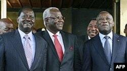 Udhëheqësit afrikanë i ofrojnë amninsti presidentit në pushtet të Bregut të Fildishtë