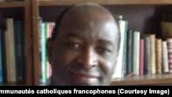Alain-Florent Gandoulou, curé de la Paroisse catholique francophone de Berlin a été tué à Berlin, le 22 février 2018. Facebook/Communautés catholiques francophones