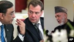 ترغیب روسیه در مورد دریافت راه حل منطقوی برای معضلات پاکستان و افغانستان