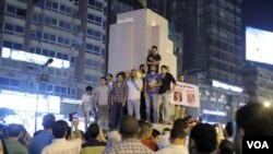 The Third Square Movement in Cairo