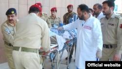 Malala Yousufzai được chữa trị tại Viện tim mạch của quân đội Pakistan ở Rawalpindi