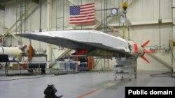 X-51A 웨이브라이더. (자료사진)