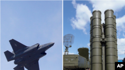 S 400 F 35 collage