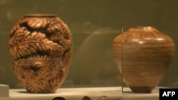 Tác phẩm nghệ thuật bằng gỗ