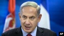 以色列總理內塔尼亞胡