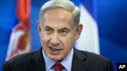 PM Israel Benjamin Netanyahu mengumumkan rencana pemilu dini hari Selasa (2/12).