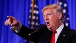 Trump အစိုးရနဲ႔ လူ႔အခြင့္အေရး အလားအလာ