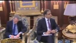 2012-03-31 美國之音視頻新聞: 克林頓爭取結束敘利亞鎮壓行動