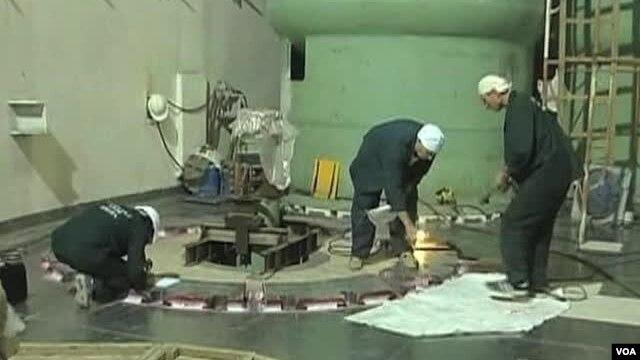 Nuklearno postrojenje u Iranu