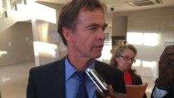 Embaixador da UE em Maputo e PGR de Moçambique analisam dívida e criminalidade - 2:16