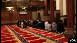Mesjid dari gereja (Foto: VOA)