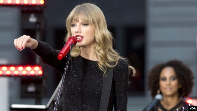 Taylor Swift se perfila de nuevo, este año, como una de las voces femeninas más destacadas en Nashville.