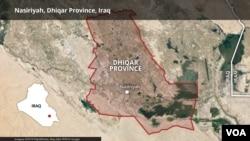 Nasiriyah, Dhiqar province, Iraq