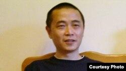 中国天网人权信息中心创始人黄琦 (六四天网图片 )